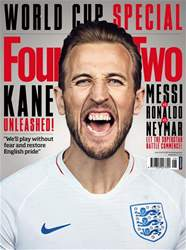 FourFourTwo issue June 2018