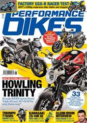 Performance Bikes issue June 2018