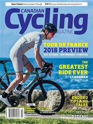 Canadian Cycling Magazine issue Volume 9 Issue 3