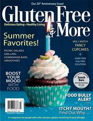 Gluten Free & More issue June/July 2018