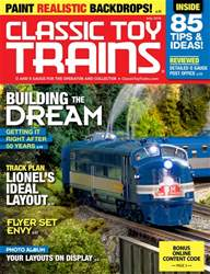 Classic Toy Trains issue july 2018