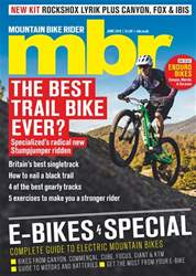 Mountain Bike Rider issue June 2018