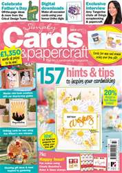 Simply Cards & Papercraft issue Issue 177