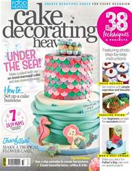 Food Heaven issue Cake Decorating Heaven May/Jun