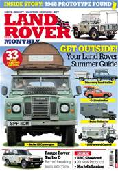 Land Rover Monthly issue June 2018