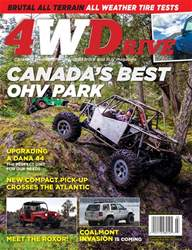 Four Wheel Drive issue May/June 2018 4WD203