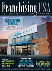 Franchising USA issue May 2018