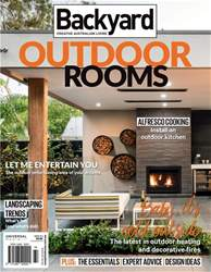 Outdoor Rooms issue Issue#39 2018