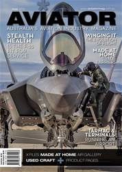 Aviator issue May 2018