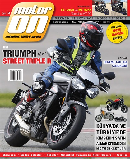 Motoron Digital Issue