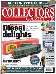 Collectors Gazette issue June 2018