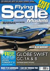 Flying Scale Models issue June 2018
