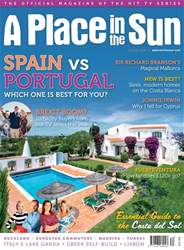 A Place in the Sun Magazine issue Summer 18