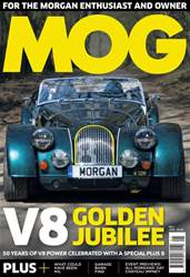 MOG Magazine issue Issue 71 - May 2018
