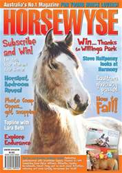 HorseWyse Magazine issue Winter 2018