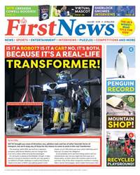 First News Issue 620 issue First News Issue 620