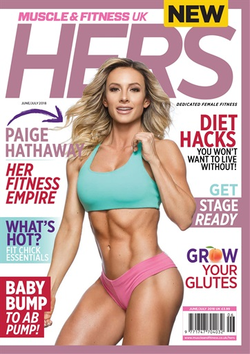 Muscle & Fitness Hers Preview