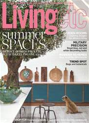 Living Etc issue June 2018