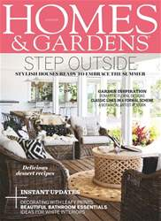 Homes & Gardens issue June 2018