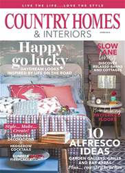 Country Homes & Interiors issue June 2018