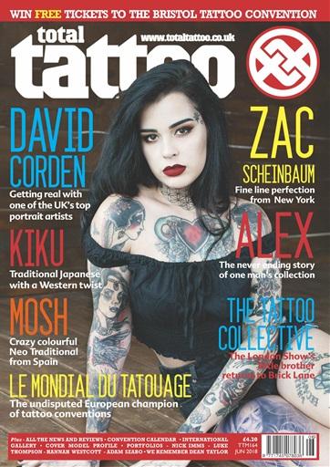 Total Tattoo Magazine - Total Tattoo 164 Subscriptions   Pocketmags