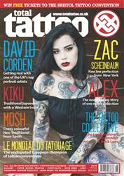 Total Tattoo issue Total Tattoo 164