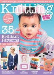 Knitting & Crochet issue June 2018