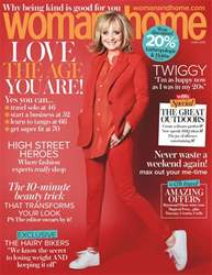 Woman & Home issue June 2018