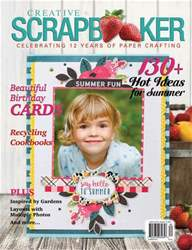Creative Scrapbooker issue Summer 2018