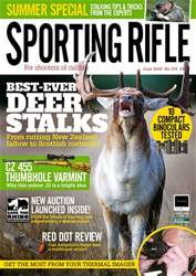 Sporting Rifle issue June 2018