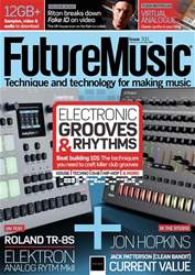 Future Music issue June 2018
