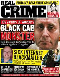 Real Crime issue Issue 37
