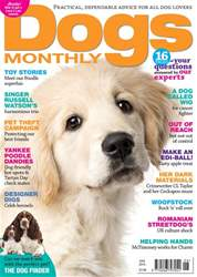Dogs Monthly issue June 2018