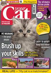 Your Cat issue Your Cat Magazine June 2018