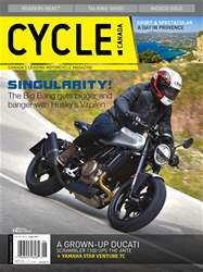 Cycle Canada issue June 2018