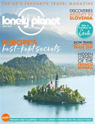 Lonely Planet Traveller (UK) issue June 2018