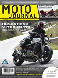 Moto Journal issue Juin 2018