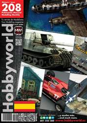 Hobbyworld issue HOBBYWORLD 208