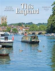 This England issue Summer 2018