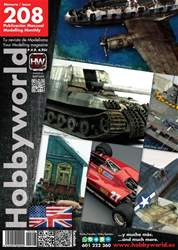 HOBBYWORLD 208 issue HOBBYWORLD 208