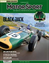 Motor Sport Magazine issue June 2018