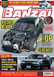 Banzai issue June 2018