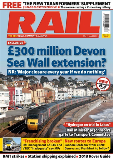 Rail Digital Issue