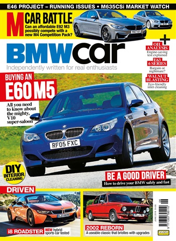 BMW Car issue June 2018