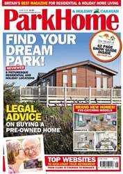 Park Home & Holiday Caravan issue June 2018