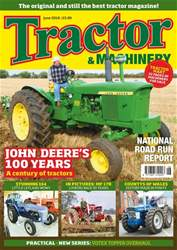 Tractor & Machinery issue June 2018
