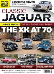 Classic Jaguar issue June/July 2018