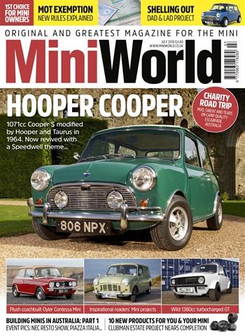 Mini World issue July 2018