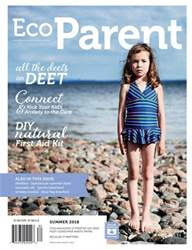 Ecoparent Magazine issue SUMMER 2018