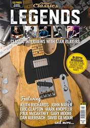 Guitar Classics issue Legends